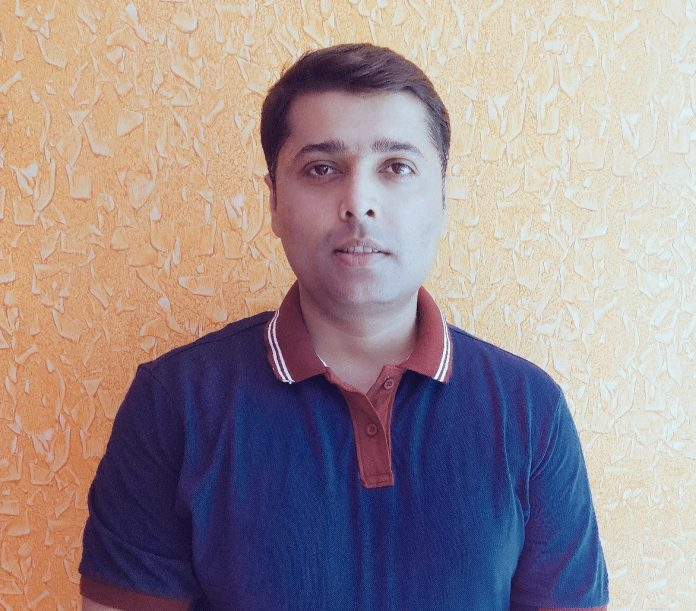 Kundan Shahi, Founder and CEO of LegalPay